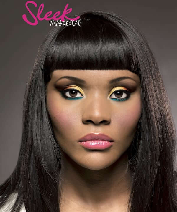 Commercial makeup artist Manchester Sleek 1