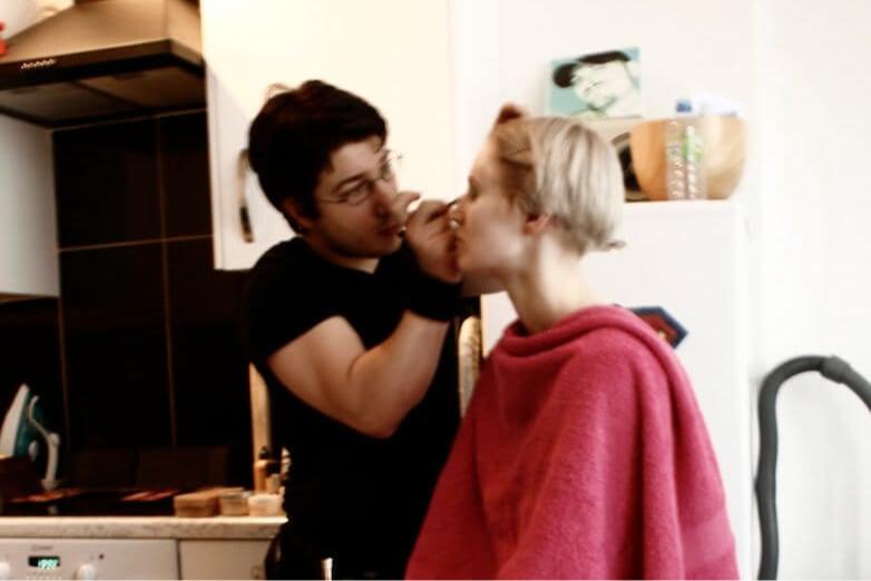 Makeup man special occasion makeup